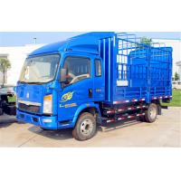 Buy cheap Safety Howo Cargo Truck Light Duty Commercial Trucks Strong Operation System product
