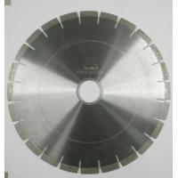 Buy cheap Fast Cutting Speed Durable Diamond Saw Blades For Cutting Granite / Marble from wholesalers