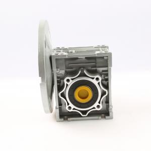 Buy cheap B5 Flange Reduction Ratio 1:10 Worm Gear Motor Hollow Shaft Output product