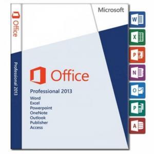Buy cheap Retail Box Plus Microsoft Office 2013 Key Code Full Version All Languages 32 / 64bit product