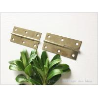 China High Durability Heavy Duty Door Hinges  Furniture Hardware High Precision  Fixed Pin on sale