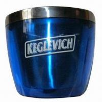 Buy cheap 750ml Ice Bucket, Made of Stainless Steel product