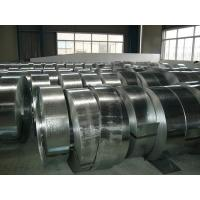 OEM Hot Dip Galvanising Steel Strip Coil  Fire Resistance Environment Protection Manufactures