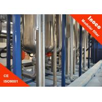 Buy cheap BOCIN Self Cleaning Modular Filtration System For Liquid Oil / Water Purification product