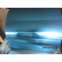 Buy cheap 0.095MM Thickness Hydrophilic Blue Fins Coated Color For Evaporator Coil product