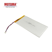 Buy cheap 13g 3900mAh Flat Lithium Ion Battery LIP3670140 With UL Certificate product