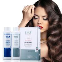 Buy cheap MSDS Hair Waving Lotion Hair Ceramic Perm Fashion Elastic Curly Hair 1L PET Bottle product
