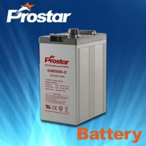 Buy cheap Prostar 2 Volt Lead Acid Battery 2v 500ah product