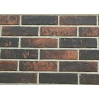 Buy cheap 3D30-3 Antique Indoor Cultured Brick Veneer Panels With High Strength product