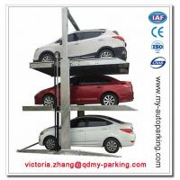 Quality Triple Parking Lift Stacker 3 Level Parking Garage for Three Sedans for Sale for sale
