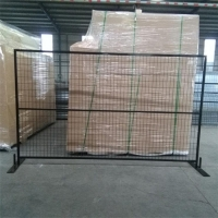 Buy cheap 6ft X 9.5ft Welded Mesh Canada Temporary Fence product