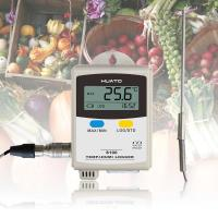 Buy cheap Automatic Temperature And Humidity Data Logger With PT100 Sensor product