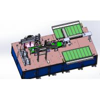 High Reliability Car Battery Production Line Soft Pack Battery OCV Test Separator for sale