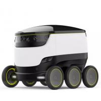Buy cheap Automatic Factory / Hospital Delivery Robot ABS Material Easy To Operate product