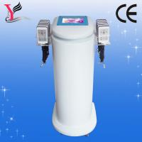 Buy quality Vertical type diode lipo Laser beauty machine / laser Lipolysis machine at wholesale prices