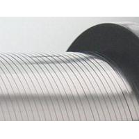 Buy cheap 1.5*0.5mm Stainless Steel Flat Wire Linearity And Helix Automatic Coiling product