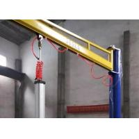 Buy cheap 2.5 KW Vacuum Hoist Lifting Systems , Floor Mounted Jib Crane Semi Automatic product