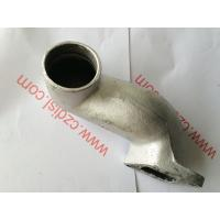 Buy cheap Diesel Spare Parts Silencer Bend Exhaust Pipe Silicone Material For Cf1125 product