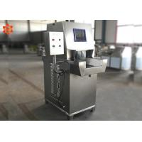 Buy cheap Industrial Meat Processing Equipment Electric Meat Tenderizer Manual Injection Stroke product