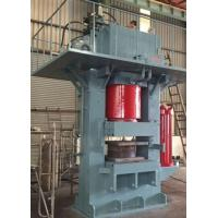 Buy cheap Large 4000 Ton Hydraulic Press , Hydraulic Steel Press For Heat Exchanger Plate product
