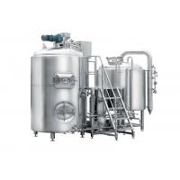 Stainless Stain Pub Brewing Systems 500L Semi-Automatic Control For Bar / Pub