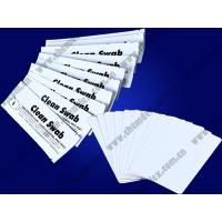Buy cheap Evolis Card printer ACL001 Compatible Cleaning Kit/adhesive cleaning card and IPA cleaning swabs product