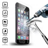 Buy cheap Transparent Tempered Glass Mobile Screen Protector 9H 2.5D 0.33 Mm Thickness For Iphone product