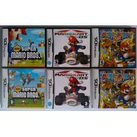Buy quality MIX Top Seller Classic ds games for ds dslite dsi xl 3DS games Animal Crossing Mario bros kart party DK luigi at wholesale prices