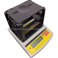 China DH-1200K Gold Tester Machine , Silver Gold Tester In Jewelry Tools for sale