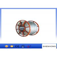 Buy cheap 18MM 200kN Anti Twist Wire Rope Conductor Stringing ROpe 12 Strands 6 Squares product