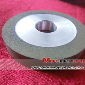China 1A1 75mm Resin bond CBN grinding wheel internal grinding wheel for crankshaft wet/dry grinding gina@moresuperhard.com on sale