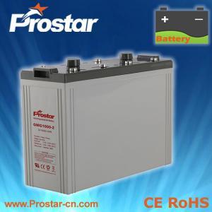 Buy cheap Prostar Gel Battery 2V 1000AH product