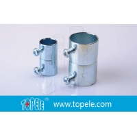 China Screw Coupling Steel 1/2'' EMT Conduit And Fittings on sale