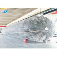 China Rubber Pontoon Boat Salvage Airbags Black Vulconize Marine Floating Tube on sale