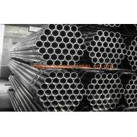 Buy cheap SCH80 SCH40 Welding Steel Tubing , Galvanised Mild Steel Pipe FBE Painted product