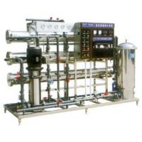 Buy cheap Stainless Steel One Stage Water Purifying Machine 2 - 35 ºC 10000 Liter 370 kg product
