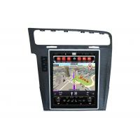 Buy cheap 3G Multimedia car radio Volkswagen Gps Navigation System VW GOLF 7 2013- 10.4 Inch Screen product