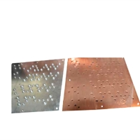 Buy cheap 2.0mm 5G Communication Base Plate Metal Composite Material product