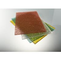 Buy cheap UV Protection Polycarbonate Solid Sheet High Impact Strength 1.2g/Cm³ product
