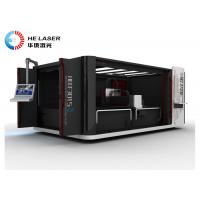 Buy cheap ipg fiber laser source all enclosed fiber laser cutting machine price from wholesalers