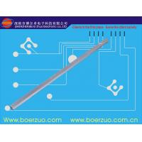 Buy cheap Keypad Keyboard Membrane Sticker Adhesive With Spacers For Printing Machine product