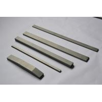 Various Cemented Tungsten Carbide Strips cutting wooden and metal