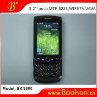 Buy cheap 3.2inch 9800 WIFI TV Mobile Phone from wholesalers
