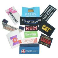 Buy cheap weaving label for garment product