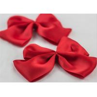 Buy cheap Red Bow Tie Ribbon product