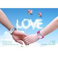 Buy cheap 2011 new silicone touch screen Bracelet led watch product