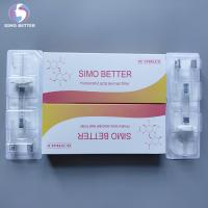 Buy cheap Cross Linked Face Beauty Filler Hyaluronic Acid Dermal Filler 2.0ml , CE from wholesalers