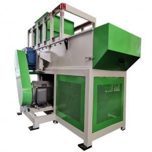 Buy cheap Super Plc Rotary Blade 500kg/H Plastic Shredder Machine product