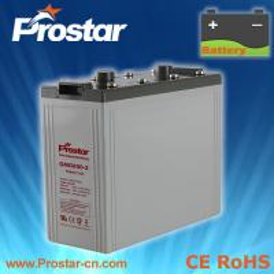 Buy cheap Prostar Gel Battery 2V 800AH product