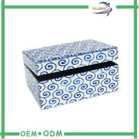 Buy cheap Decorative Cardboard / Bowknot Paper Gift Boxes With Full Color Printing product
